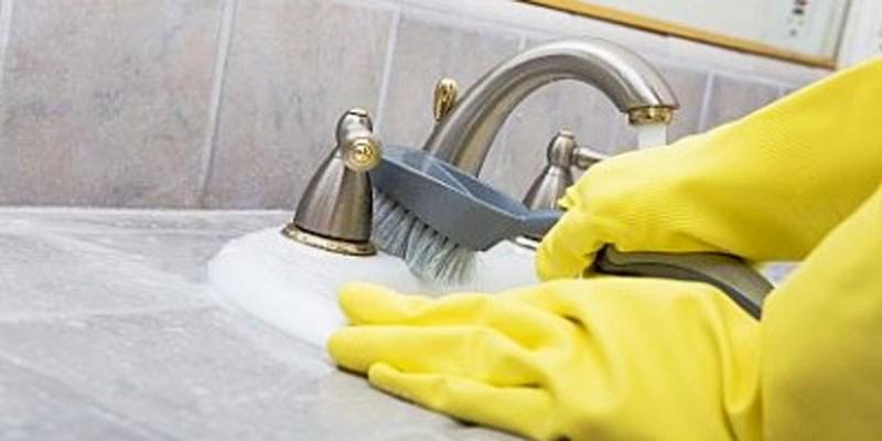 Limpieza y desinfección de baños Ecuador